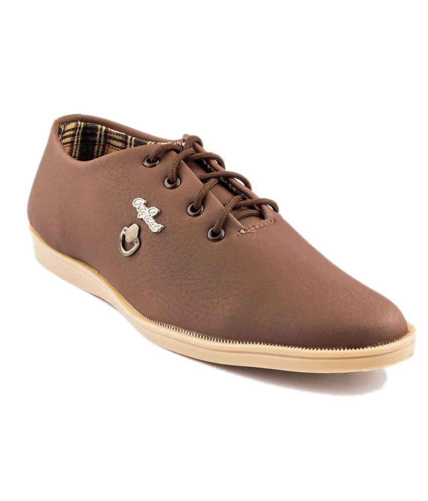 Dk Derby Kohinoor Black Casual Shoes