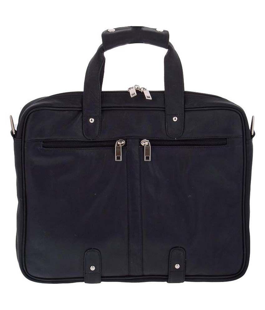 Leatherman Black Laptop Case