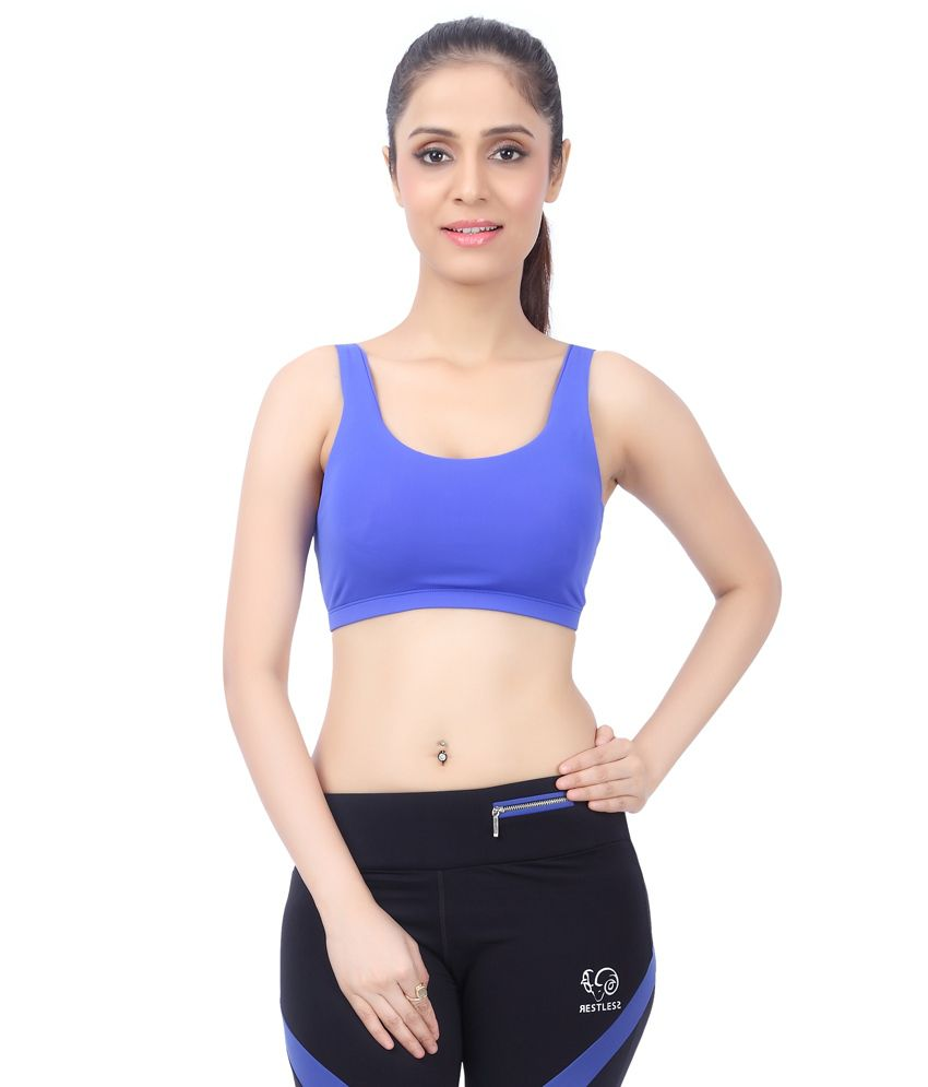 Restless Fitness Sports Bra Gym Wear Women/Tight Women/Yoga Dress