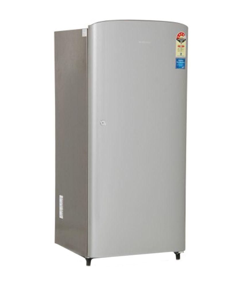 Samsung 192 Ltr RR19J2104SE/TL Direct Cool Refrigerator Elective Silver