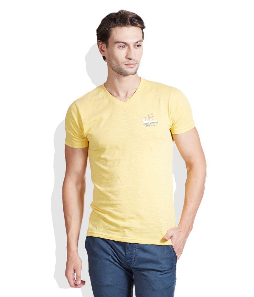 Pepe Jeans Golden V-Neck T-Shirt