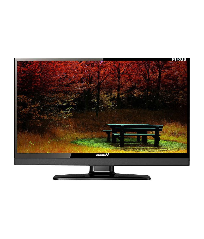 buy videocon vju22fh02f cm 22 hd ready led television online at best price in india. Black Bedroom Furniture Sets. Home Design Ideas