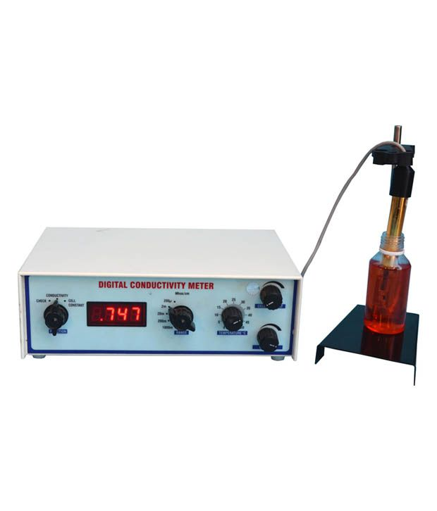 Digital Conductivity Meter : Insif india digital conductivity meter buy