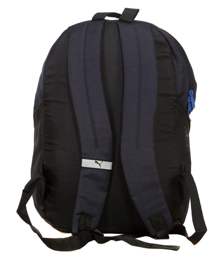 puma casual backpack blue for men buy puma casual