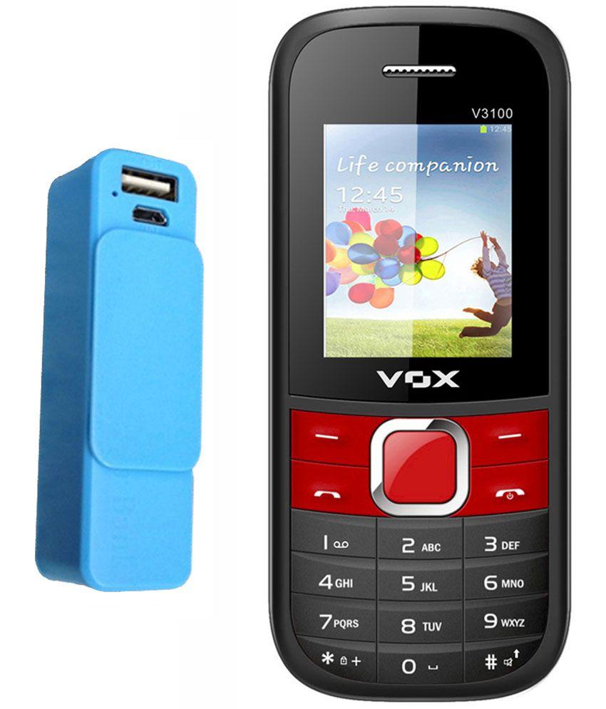 Vox V3100-Black-P1 (256 MB, Black)