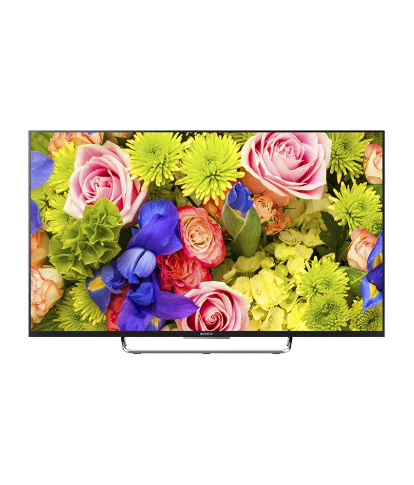 Sony BRAVIA KDL-55W800C 139 cm (55) Full HD 3D LED Android Television With 1 + 1 Year Extended Warranty