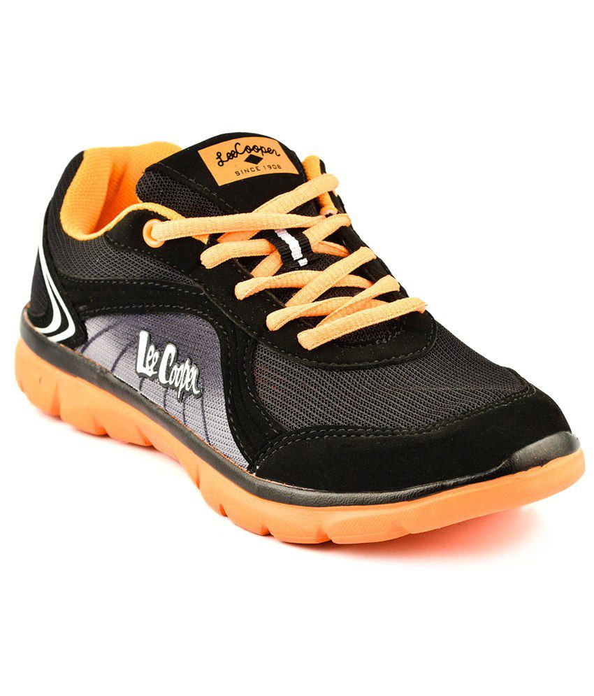 lee cooper sports orange sports shoes price in india buy