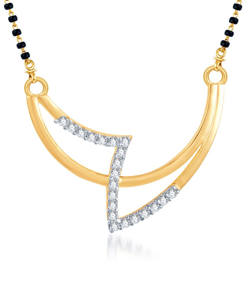 Sukkhi Abstract AD Mangalsutra (Mangalsutra Mala may vary from the actual image)