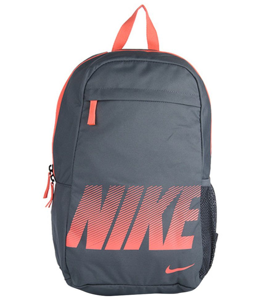 ae8af1a8baec3 Nike Classic Sand Grey Men Backpack - Buy Nike Classic Sand Grey Men  Backpack Online at Best Prices in India on Snapdeal