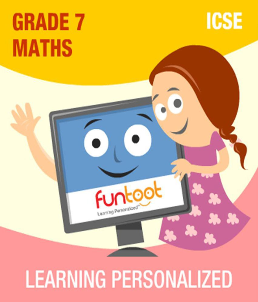 Grade 7 Maths Learning Online by funtoot: Buy Grade 7 Maths Learning ...