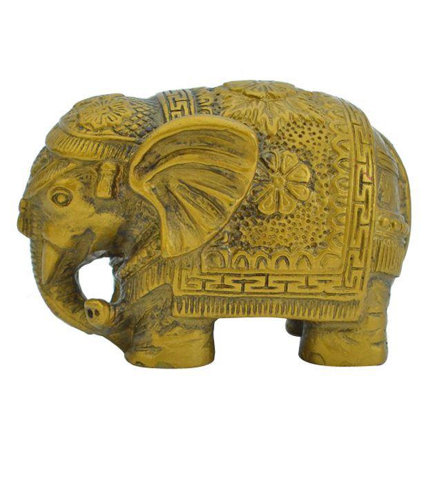 kriti creations feng shui elephant for strength buy kriti creations feng shui elephant for. Black Bedroom Furniture Sets. Home Design Ideas