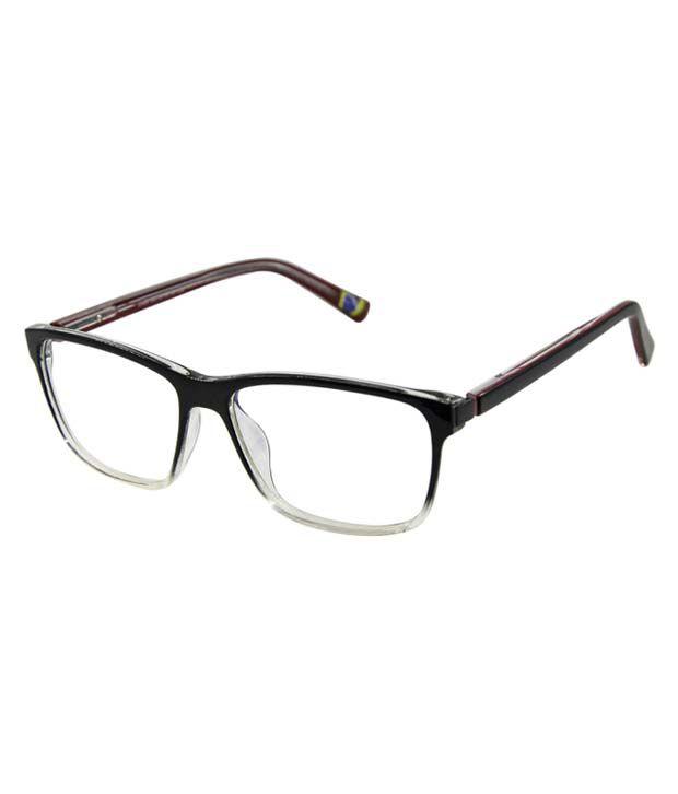 David Blake Full Rim Wayfarer Eyeglasses
