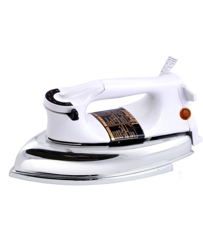 United PLANCHA Dry Iron White