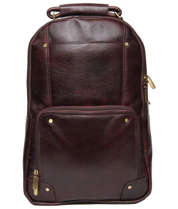 C Comfort Brown Backpack