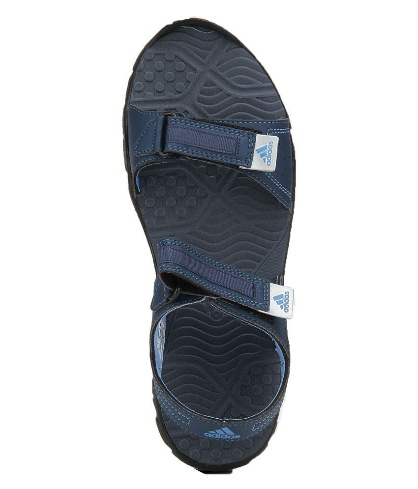 6f28e13b056 Adidas Blue Floater Sandals Art ADIQ24903 - Buy Adidas Blue Floater ...