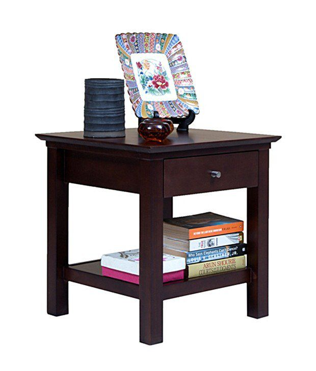Bregenz Nightstand in Brown