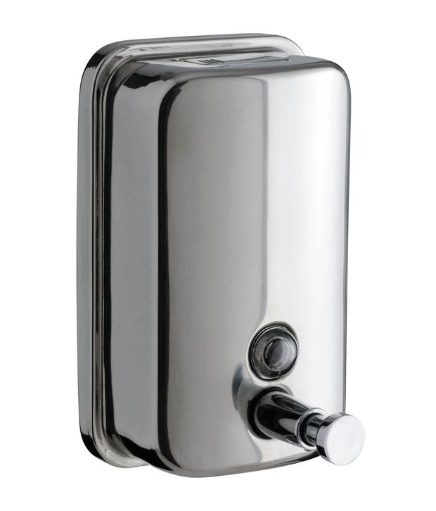 Buy Dolphy Stainless Steel Liquid Soap Dispenser Online At