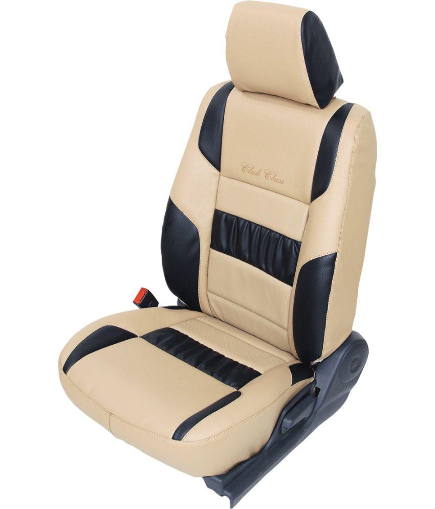 Club Class Brand Honda Amaze Car Seat Cover Design Viva Buy