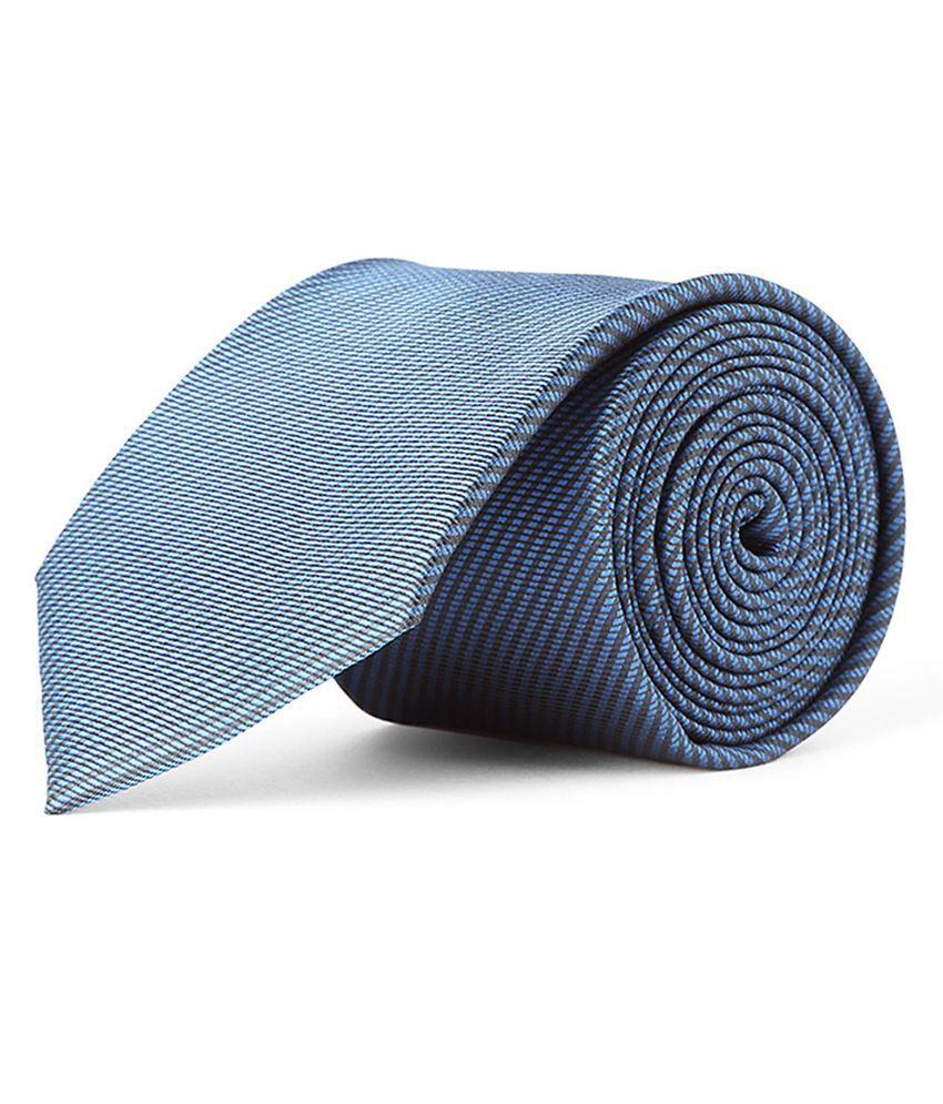 Blue Casual Tie