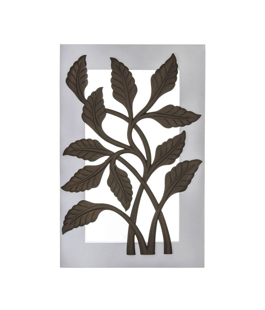 Craft Art India Handmade Wooden Wall Decor Hanging Mounting Decorative Life Tree Scenery For