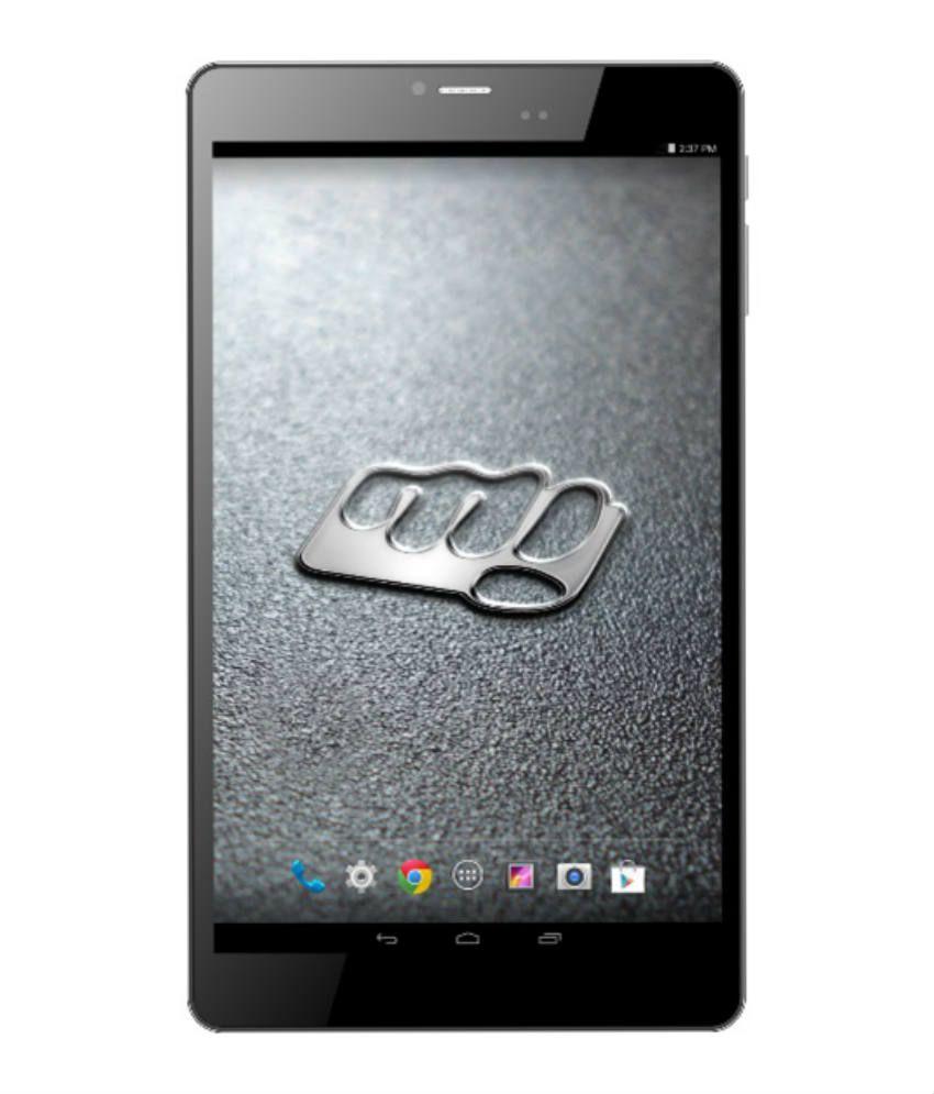Micromax Canvas Tab P690 8GB 3G Calling Tablet