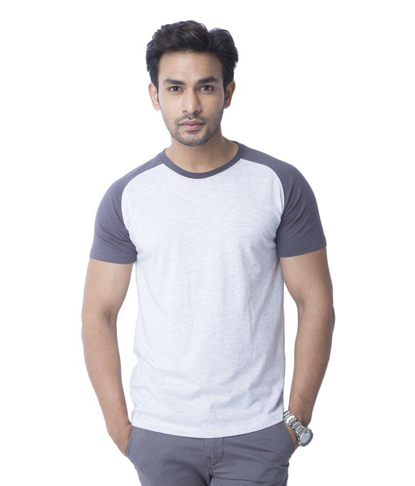 Cult Fiction White Cotton T Shirt
