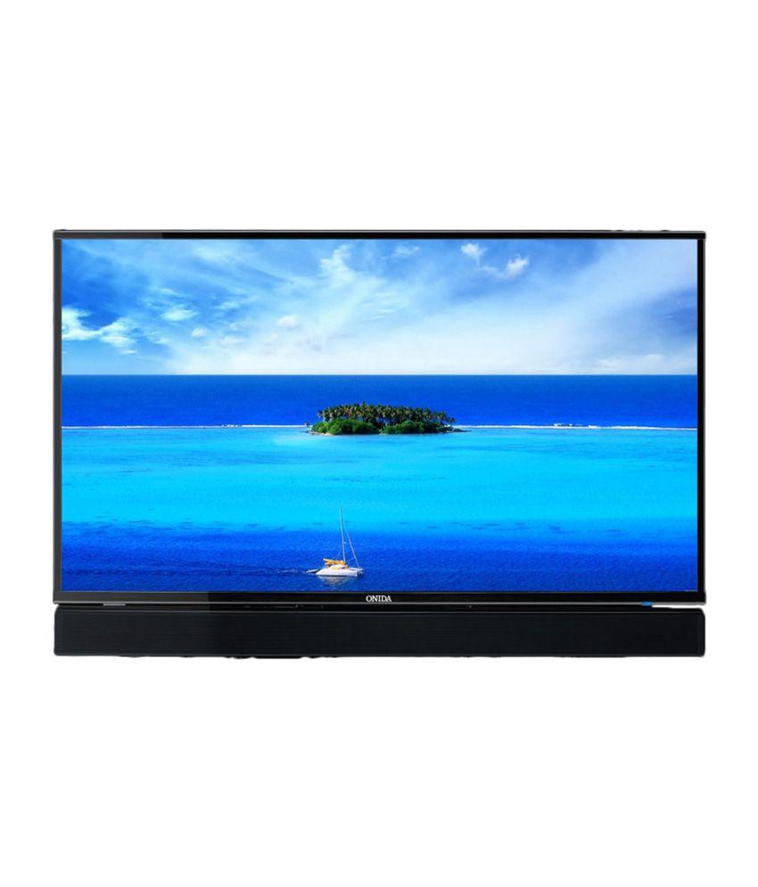 Onida LEO50FRZ1000 127 cm (50) Full HD LED Television