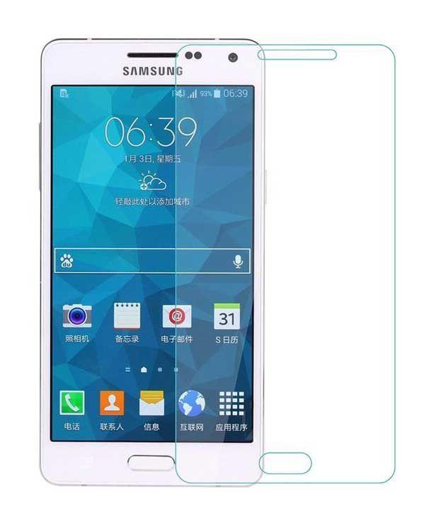 Uni Mobile Care Tempered Glass Screen Guard/Screen protector For Samsung Galaxy Core Prime Duos
