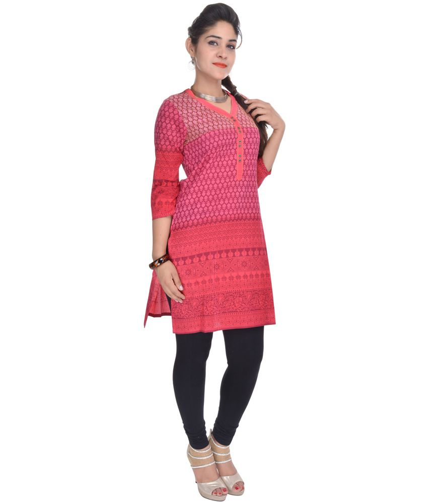 Suti Women's Cotton Kurtis