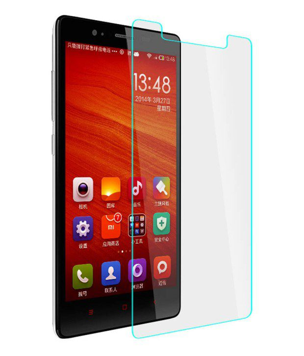 Xiaomi MI4i Matte Screen Guard by Zeorgia