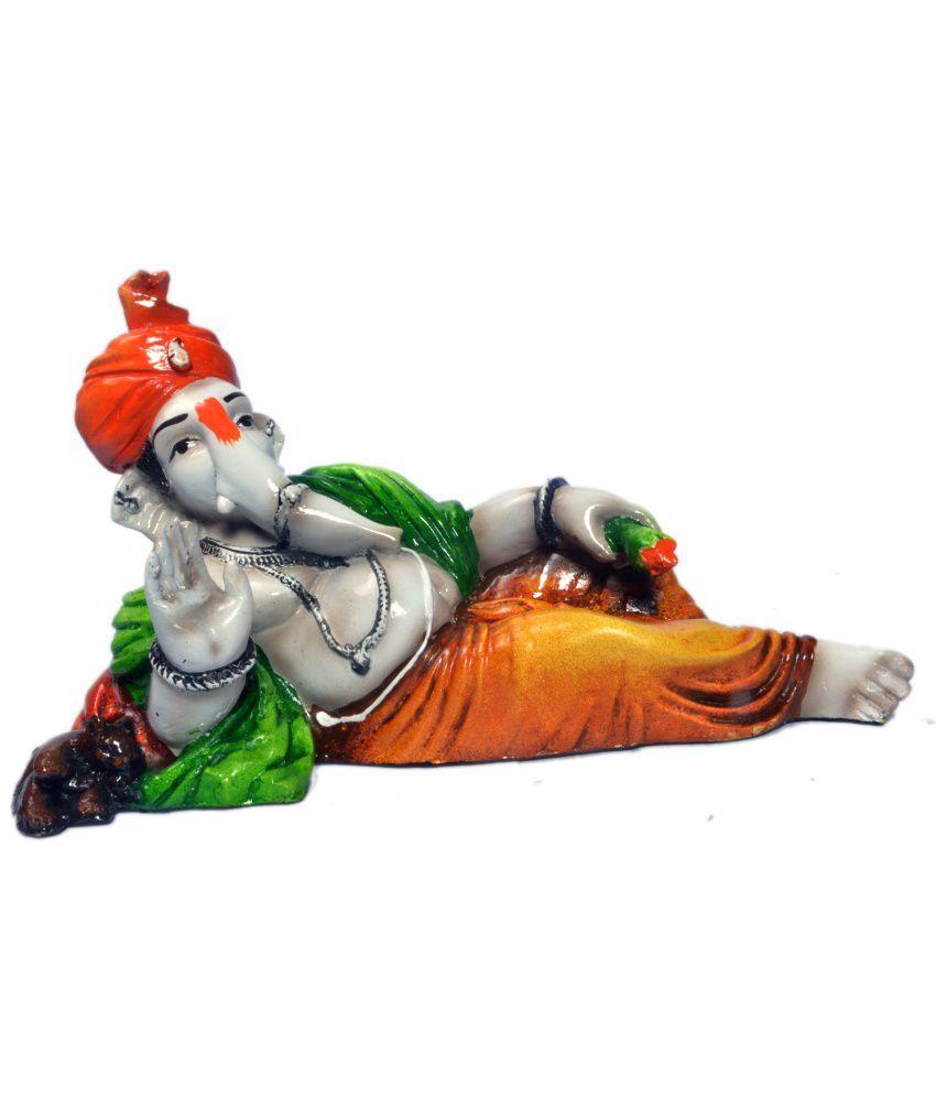 Earth Ashirwad Ganesha Showpiece