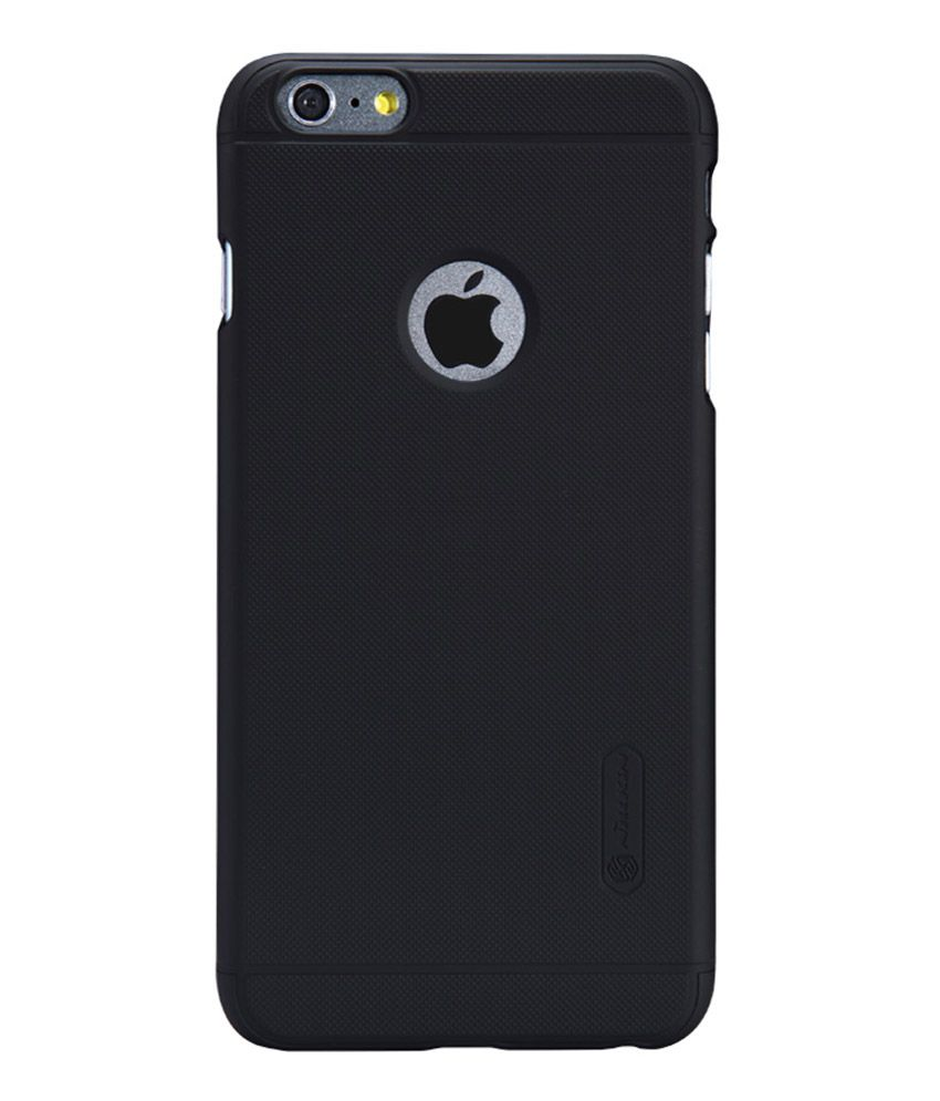 detailed look 69c3a e052a Nillkin Super Frosted Shield Case for Apple iPhone 6 Plus - Black