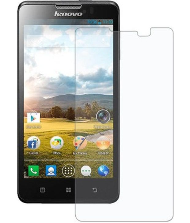 Uni Mobile Care 2 Matte Screen Guard For Lenovo A6000