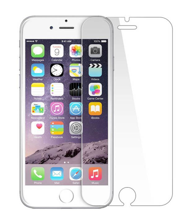 Uni Mobile Care Matte Screen Guard/Screen Protector For Apple iPhone 6