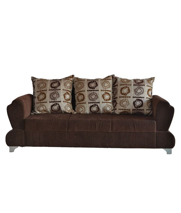 Simple Elegant 5 Seater Sofa Set 3 1 1 with 5 Cushions For Your Plan - Model Of 3 cushion sofa For Your House