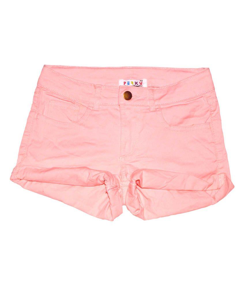 Perky Sweet Girls Hot & Sexy Short Pant26