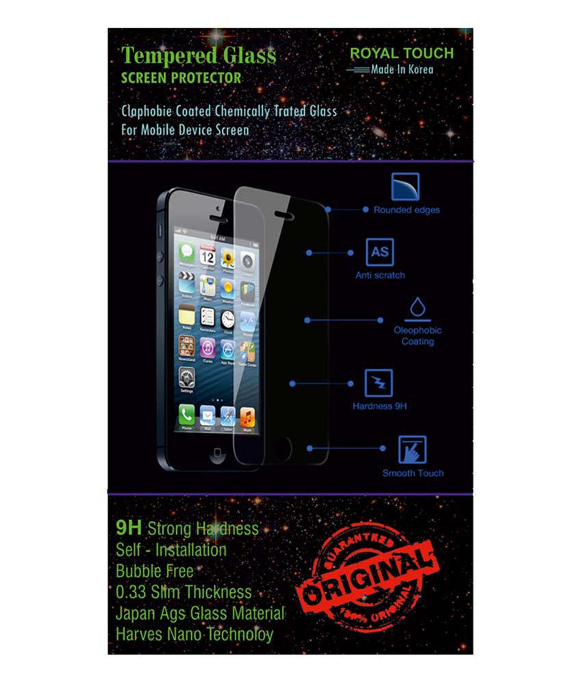 Royal Touch Tempered Glass Screen Protector for Nokia Lumia 920