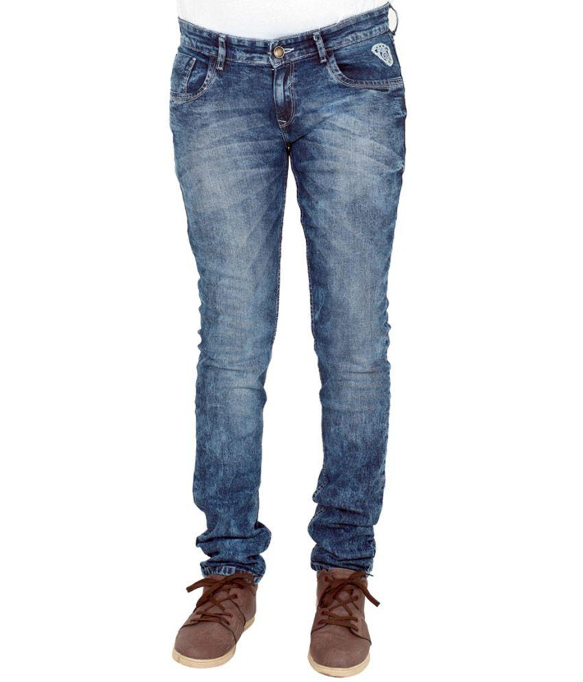 Indigen Blue Skinny Jeans
