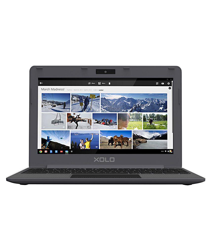 Xolo Chromebook (HR-116R) (Rockchip RK3288 Quad Core- 2GB RAM- 16GB EMMC- 29.46 cm (11.6)- Chrome OS) (Black)