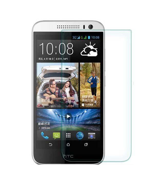 Uni Mobile Care 2 Matte Screen guards / Screen protector For HTC Desire 516