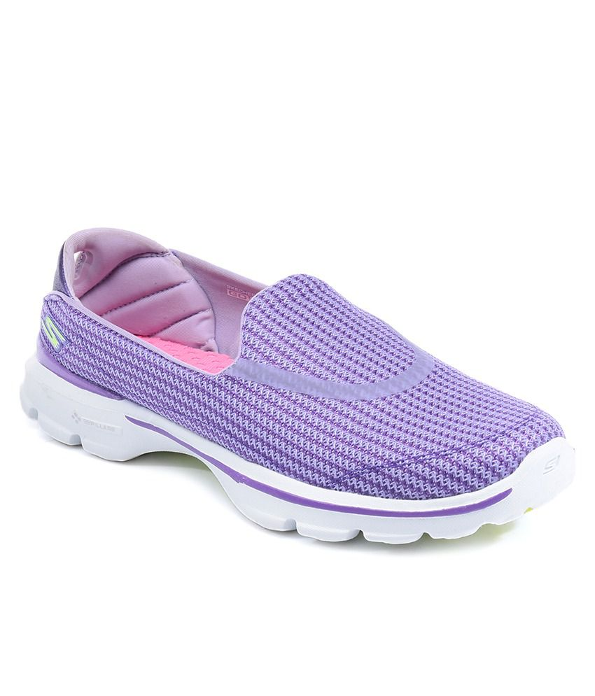 ac4f046384b9 Skechers Go Walk 3 Sports Shoes Price in India- Buy Skechers Go Walk 3  Sports Shoes Online at Snapdeal