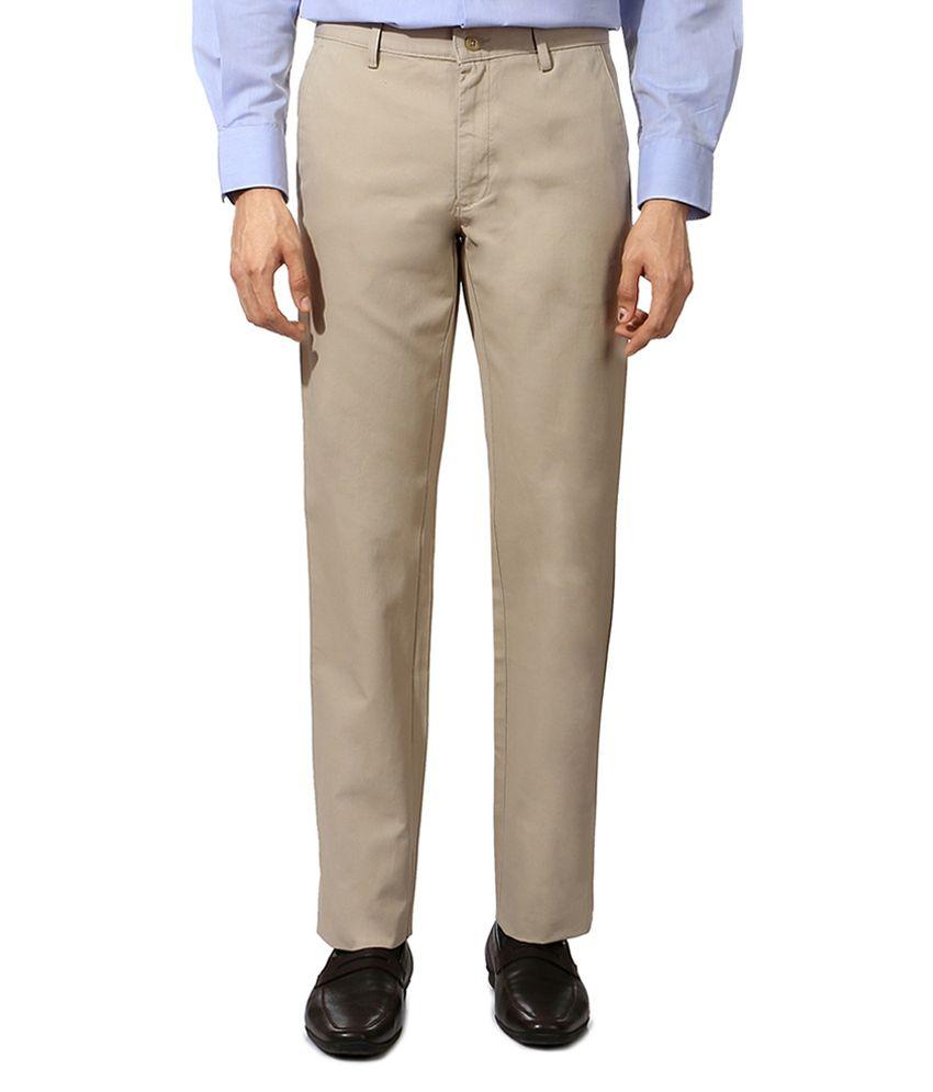 Van Heusen Tailored Slim Fit Trousers
