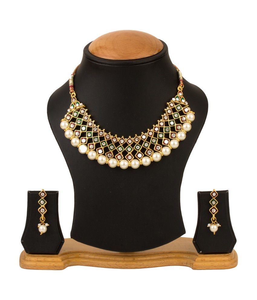 Natraj Art Beautiful Traditional Necklace Set