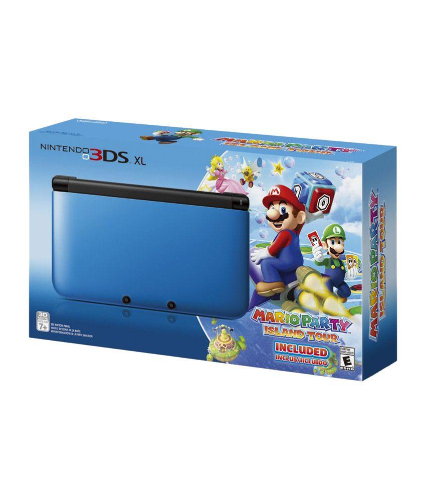 Nintendo Ds Mario Party Island Tour Select