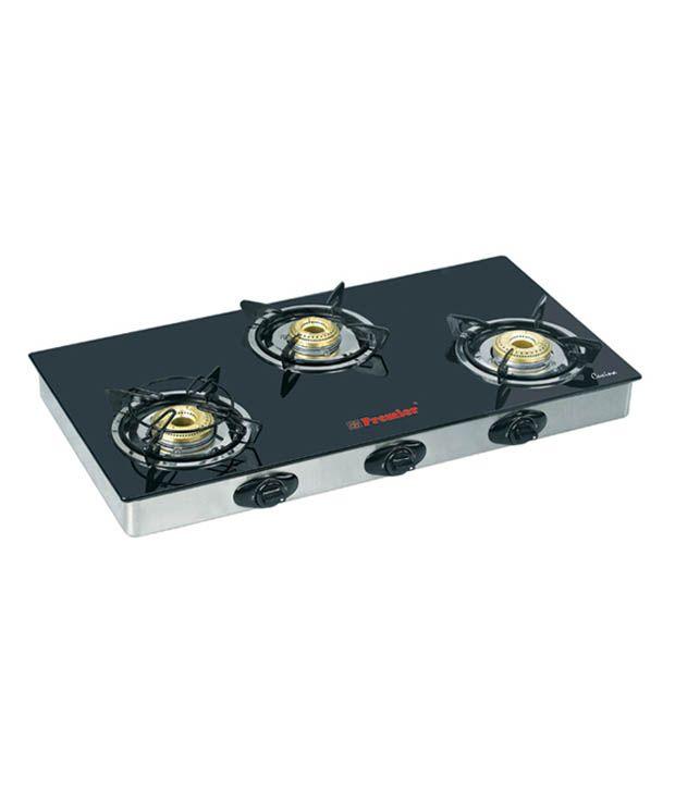 Premier Cucina C3X 3 Burner Gas Cooktop