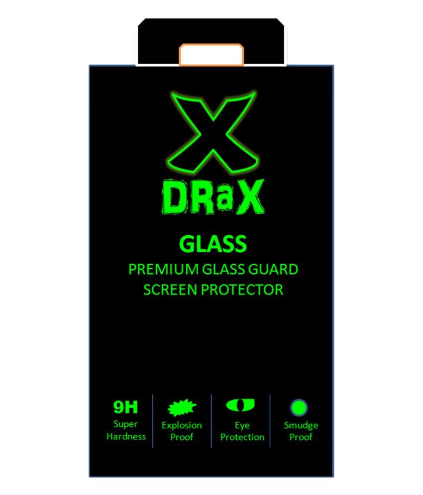 Samsung Galaxy E5 Tempered Glass Screen Guard by Drax