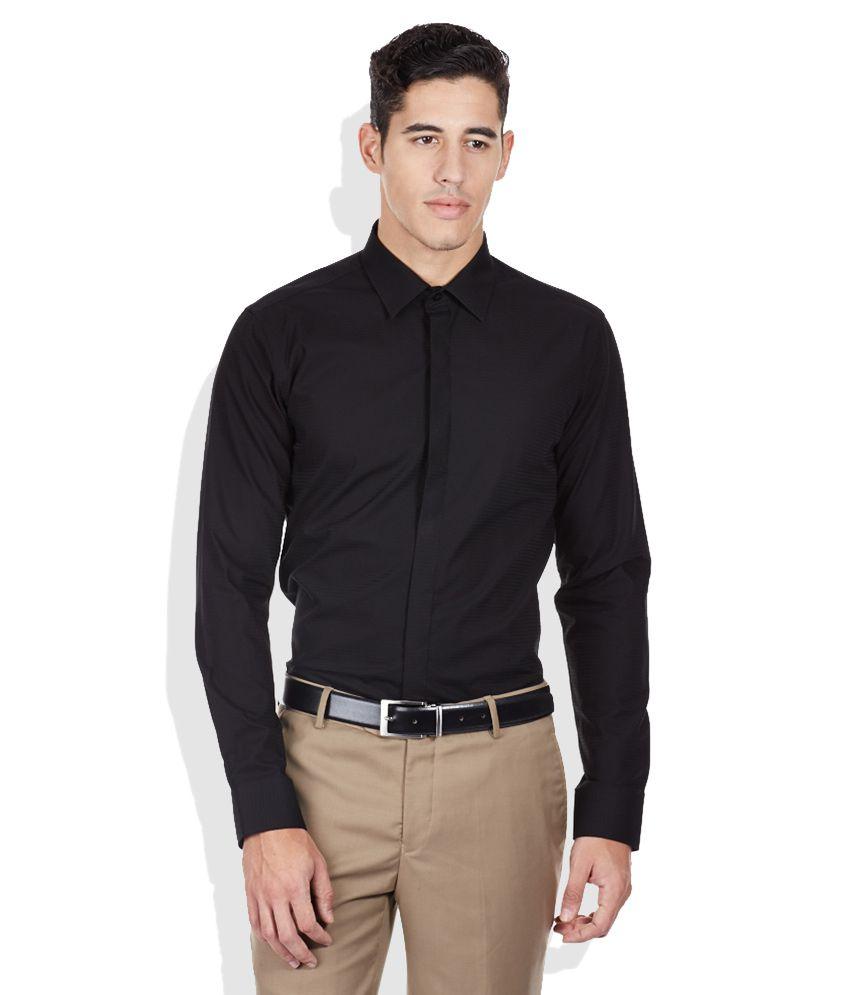 Code Black Slim Fit Shirt Buy Code Black Slim Fit Shirt