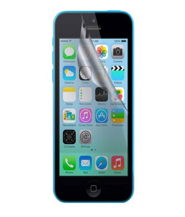 Apple Apple iphone 5C Clear Screen Guard by Snaptic