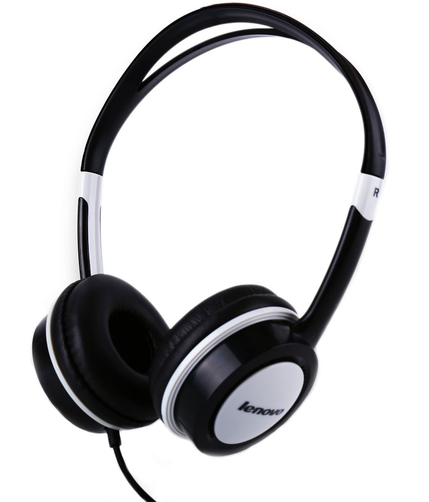 Lenovo P410 On Ear Headset - Black