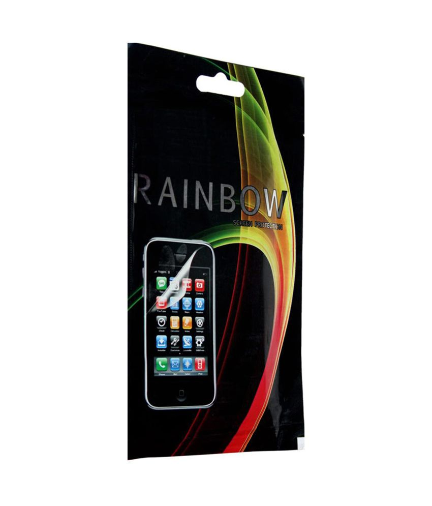 OTD Rainbow Screen Guard Screen Protector for HTC Desire 600c